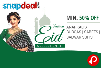 ebb60164cce Get Minimum 50% off on Anarkalis
