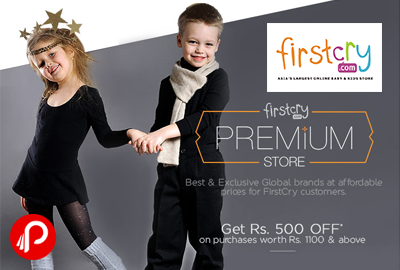 Get Rs.500 Off on premimum store - Firestcry