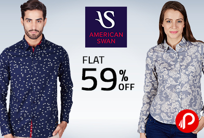Flat 59% Off On Clothes, Shoes and Accessories - American Swan