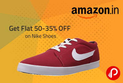 469d90dc0a4 Get Flat 50-35% OFF on Nike Shoes - Amazon