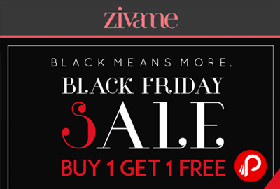 Get Buy One and Get One Free | Black Friday Sale - Zivame