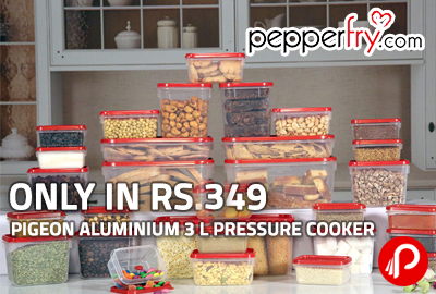All Time Red Polka Storage Set of 31 Only in Rs.349 - Pepperfry