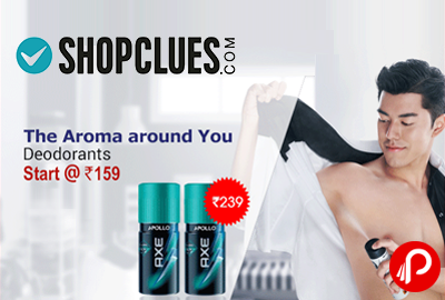 Get Yardley and Archies Deodorant in Rs.159 - Shopclues