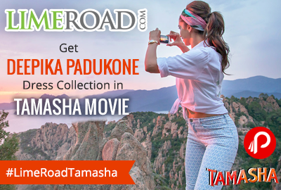 Deepika Padukone Dress Collection in Tamasha Movie | Lime Road Tamasha - LimeRoad