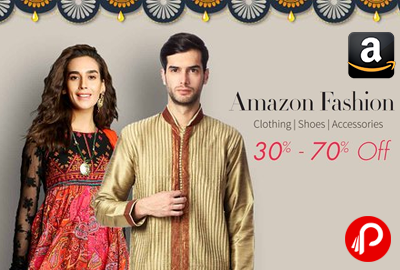Get 30%-70 off on Clothing, Shoes, Accessories | Amazon Fashion - Amazon
