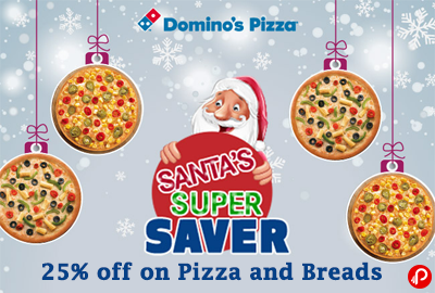 More deals from dominos