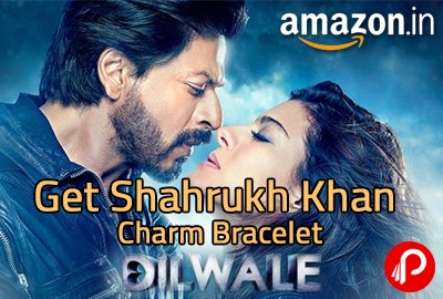Get Shahrukh Khan Charm Bracelet & Accessories in DilWale Movie | Amazon Exclusive - Amazon
