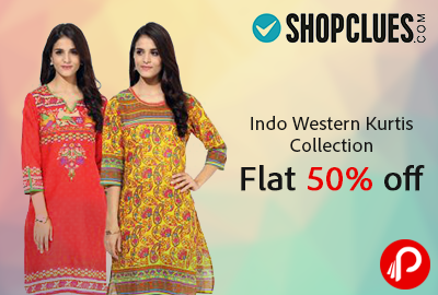 Indo Western Kurtis Collection