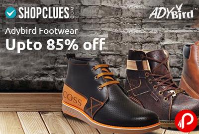 Get UPTO 85% off on Adybird Special Footwear - Shopclues