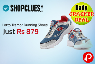 Lotto Tremor Running Shoes Just Rs 879 | Cracker Deal - Shopclues