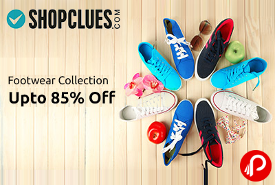Footwear Collection UPTO 85% off
