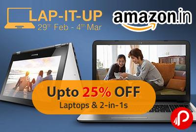 Laptops & 2-in-1s 25% off | LAP-IT-UP - Amazon