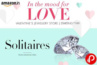 Valentine Jewellery Store Starting Rs 199 Valentine Gift