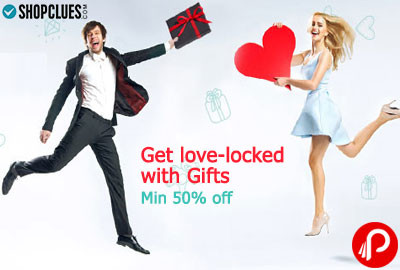 Gifting Store online Min 50% off | Valentine Day Gifts - Shopclues