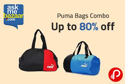 Puma Bags Combo
