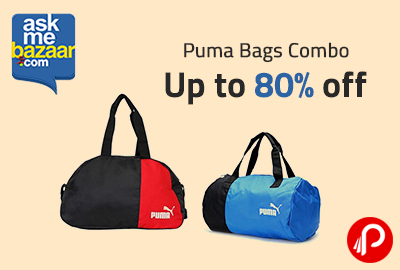 Puma Bags Combo Up To 80 Off Askmebazaar