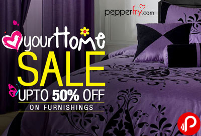 Get Flat Rs. 200 Off on Purchasing items of Rs. 500 - Pepperfry
