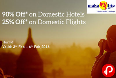 Make my trip hotel booking discount coupon code leuk cadeau voor