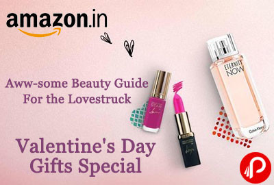 Valentine's Day Gifts Special | Aww-some Beauty Guide For the Lovestruck - Amazon