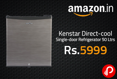 Kenstar Direct-cool Single-door Refrigerator 50 Ltrs at Rs.5999 - Amazon