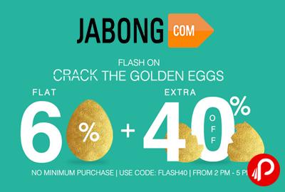 Jabong crack coupons