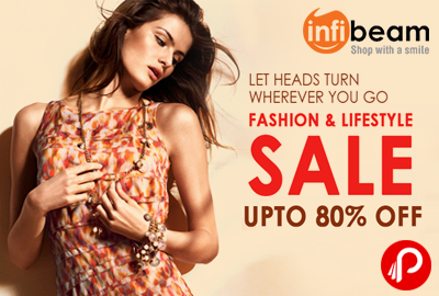 Fashion and Lifestyle Sale Upto 80% off - InfiBeam