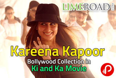 Kareena Kapoor Bollywood Collection in Ki and Ka Movie - Limeroad