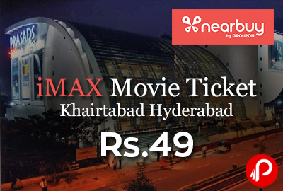 Movie Ticket Booking Services in Hyderabad