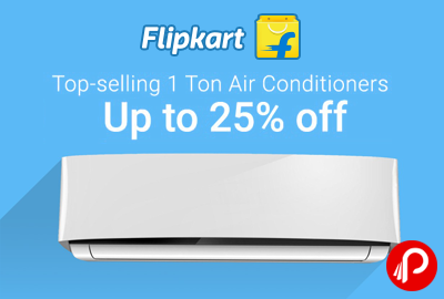 Top Selling 1 Ton Air Conditioners Upto 25% off - Flipkart