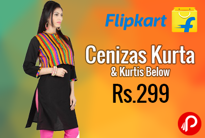 Cenizas Kurta and Kurtis
