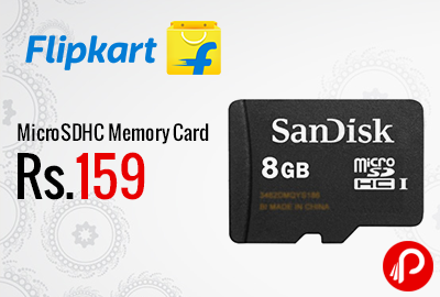 Flipkart discount coupon for memory card