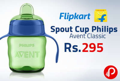 Spout Cup Philips Avent Classic at Rs,295 - Flipkart