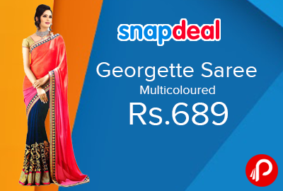 8cd81fc48d1 Georgette Saree - Best Online Shopping deals