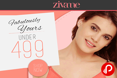 New Collections Under 499 | Latest 500+ Styles - Zivame