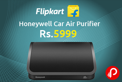 Honeywell Car Air Purifier at Rs.5999 - Flipkart