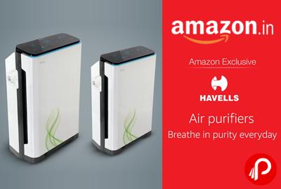 Havells Air Purifiers Range | Amazon Exclusive - Amazon