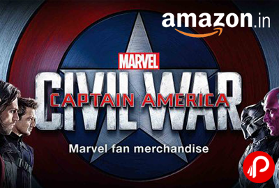 Marvel Fan Merchandises Civil War Store - Amazon