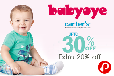 Babyoye discount coupon