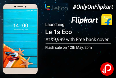 Letv Le 1s Eco Gold 32GB Mobile Just at Rs.9999 - Flipkart