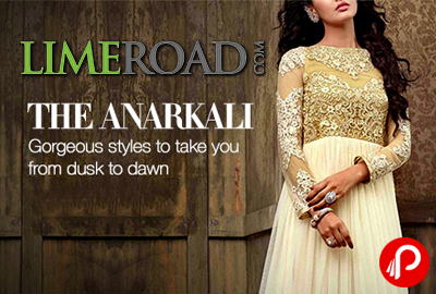 50 Gorgeous Anarkali Suits Under Buy 1 Get 1 Free - Limeroad
