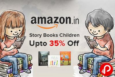 Story Books Children Upto 35% off - Amazon