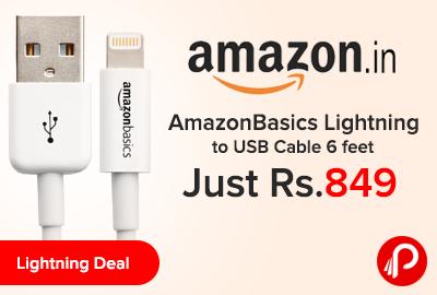 USB Cable 6 feet