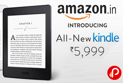 All-New Kindle Rs.5999