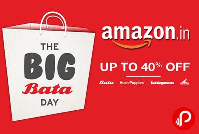 Amazon The Big Bata Day Sale