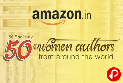 50 Books by 50 Women Authors - Amazon