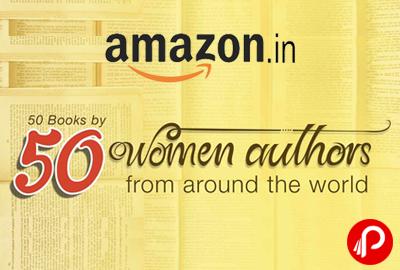 50 Books by 50 Women Authors - Amazon