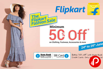 2c0a6e31557554 The Flipkart Fashion Sale - Best Online Shopping deals, Daily Fresh Deals  in India - Paise Bachao India
