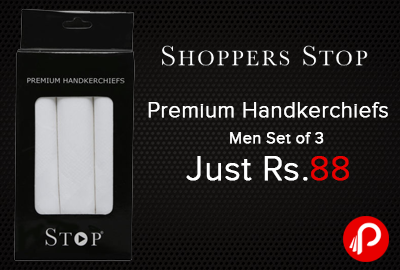 Premium Handkerchiefs Men