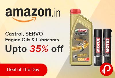 SERVO Engine Oils