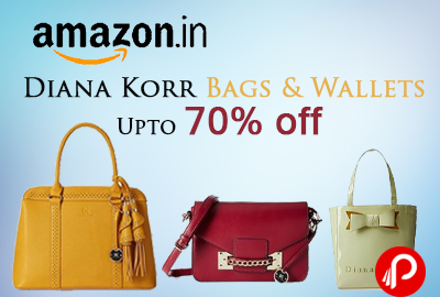 Diana Korr Bags & Wallets Upto 70% off - Amazon